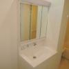 1LDK Apartment to Rent in Komae-shi Washroom