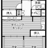 3DK Apartment to Rent in Kanazawa-shi Floorplan