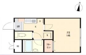 1R {building type} in Azusawa - Itabashi-ku