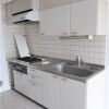 1LDK Apartment to Rent in Yokohama-shi Naka-ku Kitchen