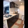 2LDK Apartment to Rent in Shinjuku-ku Kitchen