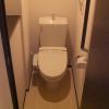 在板橋區內租賃1K 公寓 的房產 廁所
