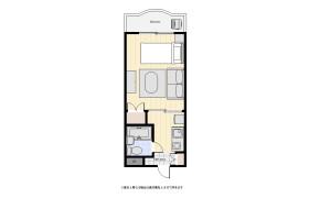 杉並區和泉-1K公寓大廈