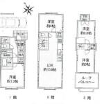 4LDK 独栋住宅