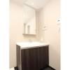 1DK Apartment to Rent in Minato-ku Washroom