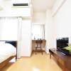在中央區內租賃1K 公寓大廈 的房產 內部