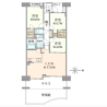 3LDK Apartment to Buy in Nerima-ku Floorplan