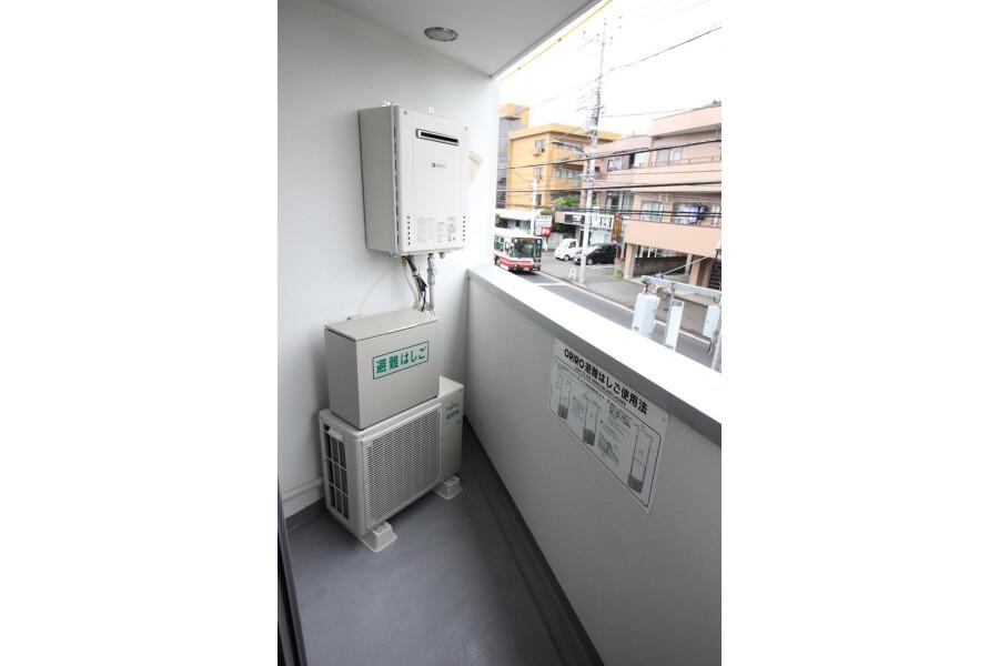 1R Apartment to Rent in Komae-shi Balcony / Veranda