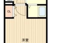 1R {building type} in Sumiyoshicho(samegaidoritakatsujisagaru.samegaidorimatsubaraagaru) - Kyoto-shi Shimogyo-ku