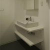 1R Apartment to Rent in Koto-ku Washroom