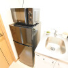 在新宿區內租賃1K 公寓大廈 的房產 廚房