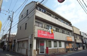 1K Mansion in Kyonancho - Musashino-shi