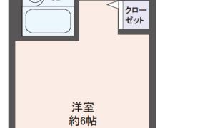 1R Apartment in Kinugasa higashihirakicho - Kyoto-shi Kita-ku