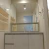 在中央区内租赁1K 公寓大厦 的 盥洗室