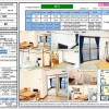 1DK Apartment to Rent in Osaka-shi Higashisumiyoshi-ku Rent Table