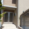 1LDK Terrace house to Rent in Saitama-shi Kita-ku Building Entrance