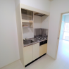 1K Apartment to Rent in Yokohama-shi Kohoku-ku Kitchen