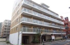 文京区水道-1DK公寓大厦