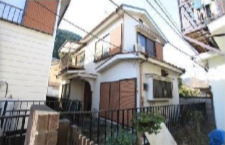 Whole Building House in Yugimachi - Ome-shi