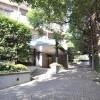 1K マンション 港区 Building Entrance
