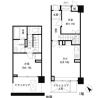 2DK Apartment to Rent in Minato-ku Interior