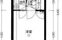 福岡市中央区 - 春吉 大厦式公寓 1K