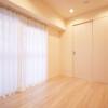 在新宿区购买2LDK 公寓大厦的 卧室
