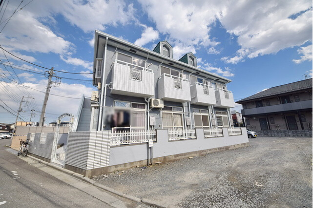 1R Apartment to Rent in Kawagoe-shi Exterior