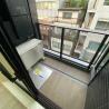 在中央區內租賃1LDK 公寓大廈 的房產 陽台