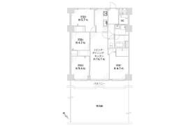 名古屋市昭和区 - 車田町 公寓 4LDK