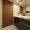 2LDK Apartment to Rent in Yokohama-shi Nishi-ku Washroom