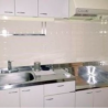 3LDK Apartment to Rent in Shibuya-ku Kitchen