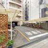 在大阪市北區購買3LDK 公寓大廈的房產 停車場