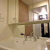 2LDK Apartment to Rent in Saitama-shi Chuo-ku Washroom