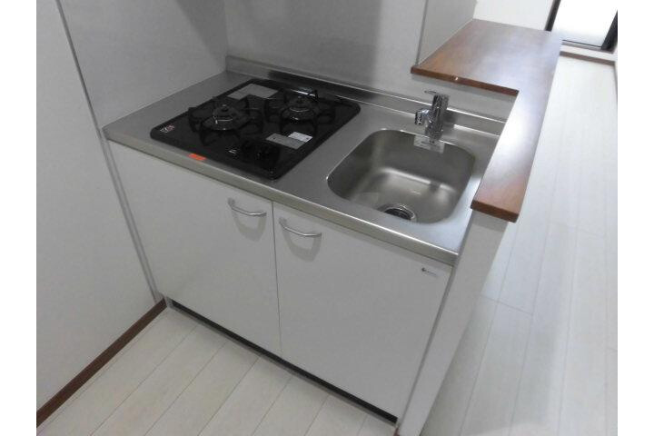 Whole Building Apartment to Buy in Ota-ku Kitchen