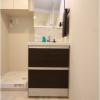 在豊岛区购买1LDK 公寓大厦的 盥洗室