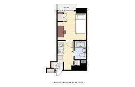 大田區大森北-1K公寓大廈