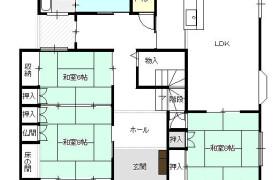 8LDK House in Kuramasu - Okayama-shi Naka-ku