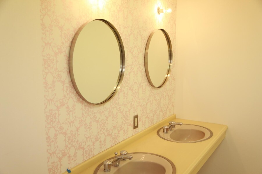 Shared Guesthouse to Rent in Fuchu-shi Bathroom