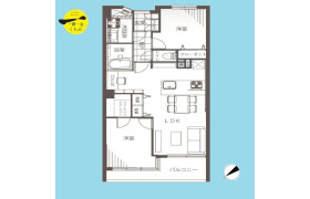 新宿区 高田馬場 2LDK {building type}