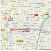 2LDK Apartment to Rent in Nakano-ku Map