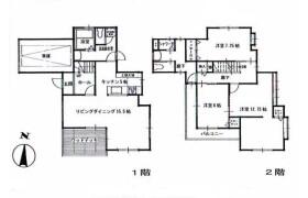 3LDK House in Kamariyanishi - Yokohama-shi Kanazawa-ku