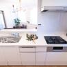 2LDK Apartment to Buy in Yokohama-shi Naka-ku Kitchen