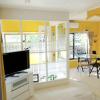 在Koto-ku内租赁1DK 简易式公寓 的 起居室