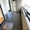 3LDK Apartment to Rent in Meguro-ku Balcony / Veranda