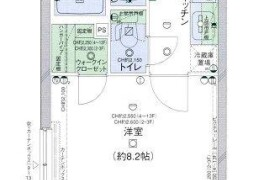 1K Apartment in Tabata - Kita-ku