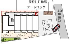 横浜市瀬谷区北新-1LDK公寓