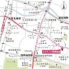 1SLDK Apartment to Rent in Shinjuku-ku Map
