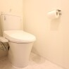 在品川区内租赁1K 公寓大厦 的 厕所