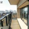 3LDK Apartment to Buy in Osaka-shi Asahi-ku Balcony / Veranda